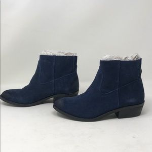 Women's Dolce Vita Cassidy Suede ankle boots a17